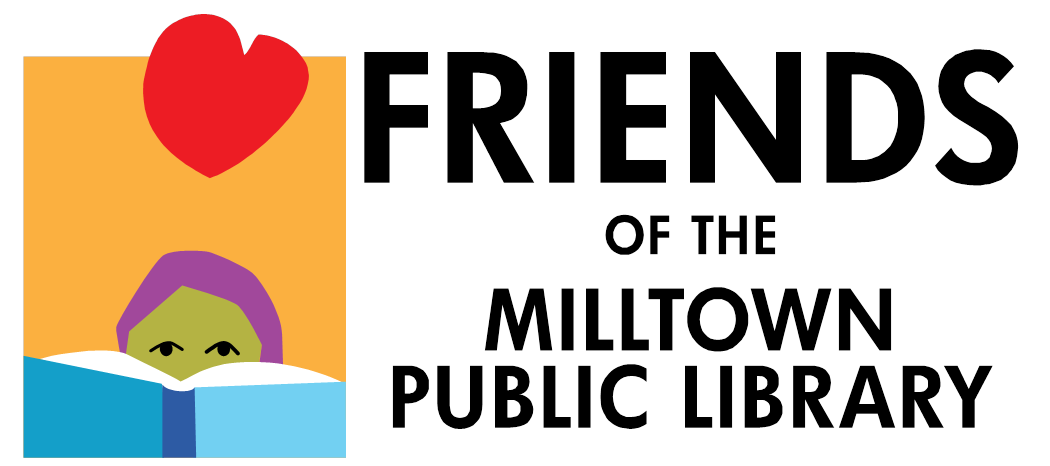 Friends of the Miltown Public Library Logo